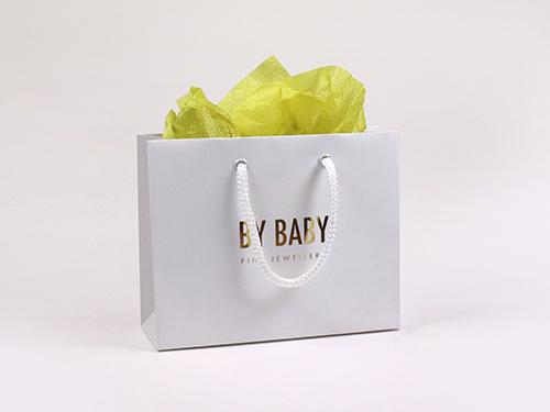 Shopping bag + Tissue paper