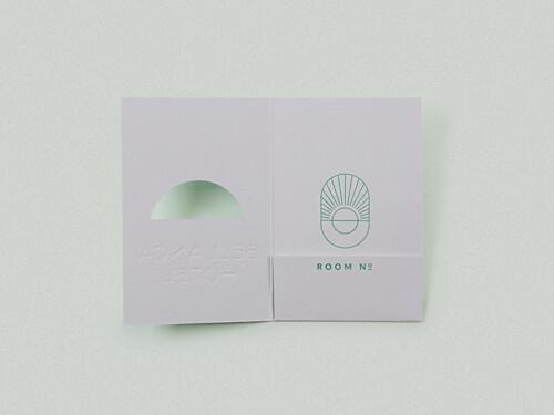 Eco colours Card Pocket