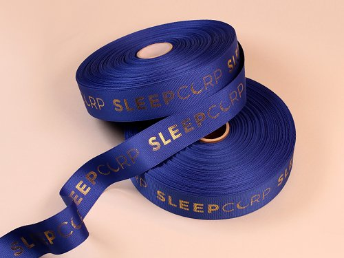 Silver and Gold finished all colors . 65 Personalized blue Ribbon